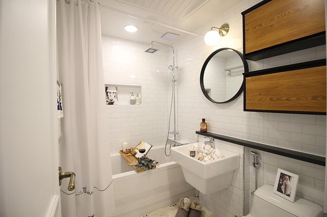 funkcjonalny prysznic